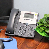 VoIP Phone System Icon